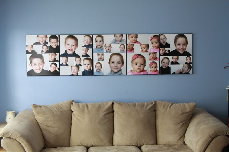 Captivating My Favorite Thing Ive Done To Decorate House Is The Photo Wall In Front