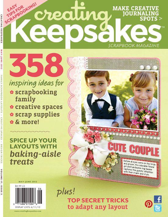 scrapbook: win a copy of ck's latestissue!
