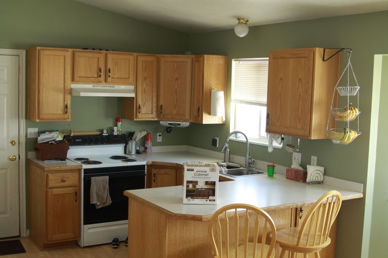 Paint Colors For A Kitchen Without A Lot Of Light
