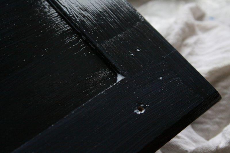Rustoleum Countertop Paint Bubbles : kitchen transformation part 2 {and review of Rustoleum Cabinet ...