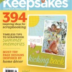 scrapbook: Win a copy of the July/August issue of CreatingKeepsakes!