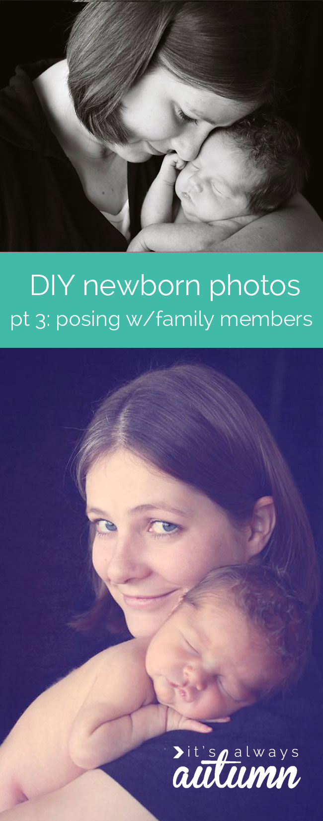 save money by learning to take your own newborn photos | baby photography