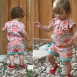sew: the runway shortie {free pattern download!}