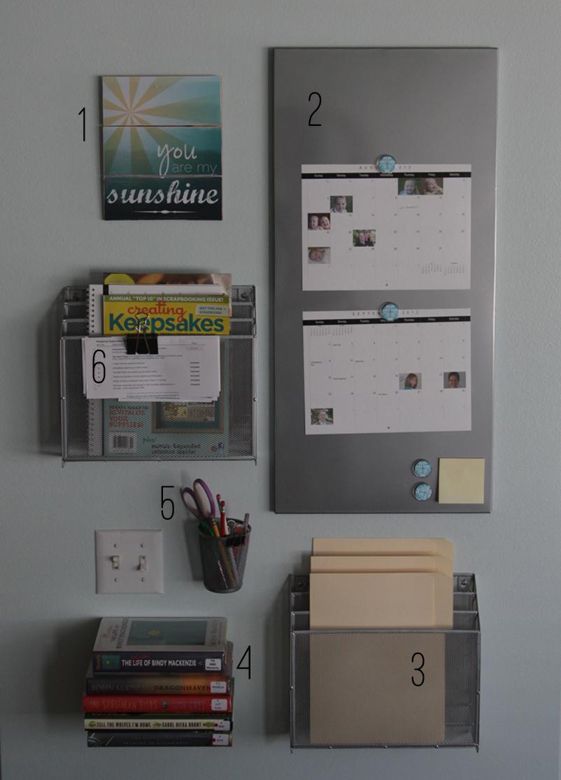 Family Command U0026 Homework Center