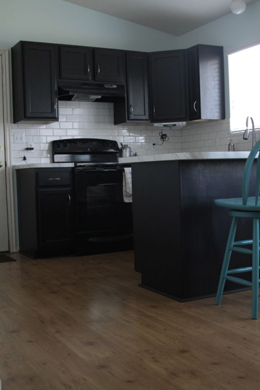 Ikea Kitchen Flooring Kitchen Transformation Part 3 Review Of IKEA 39 S Tundra Flooring It