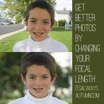 get better photos by understanding focal length