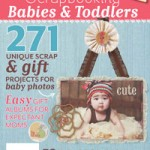 Win a copy of Creating Keepsakes' Babies & Toddlers SpecialIssue