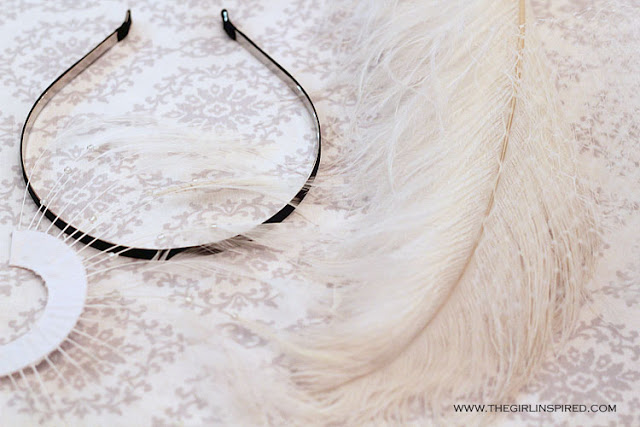 STL: DIY fascinator with Stef from Girl.Inspired