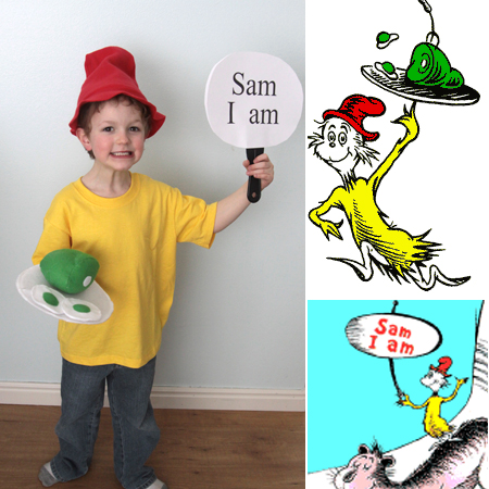 Green Eggs Ham Costume Dr Seuss Day on Best Dr Seuss Ideas Images On Pinterest Week Art