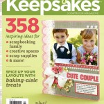 giveaway: year subscription to Creating KeepsakeMagazine