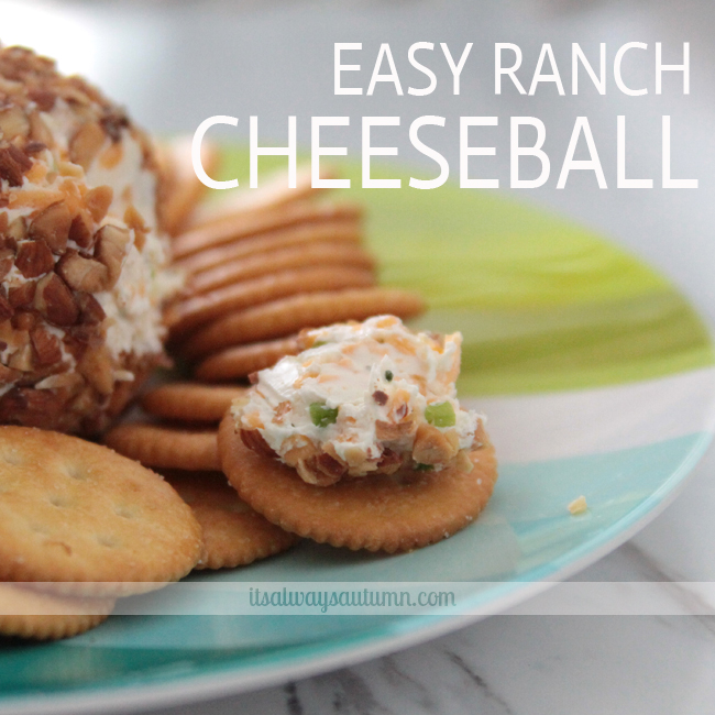 Easy Cheese Ball II Recipes — Dishmaps