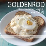 goldenrod {have extra hardboiled eggs on hand?}