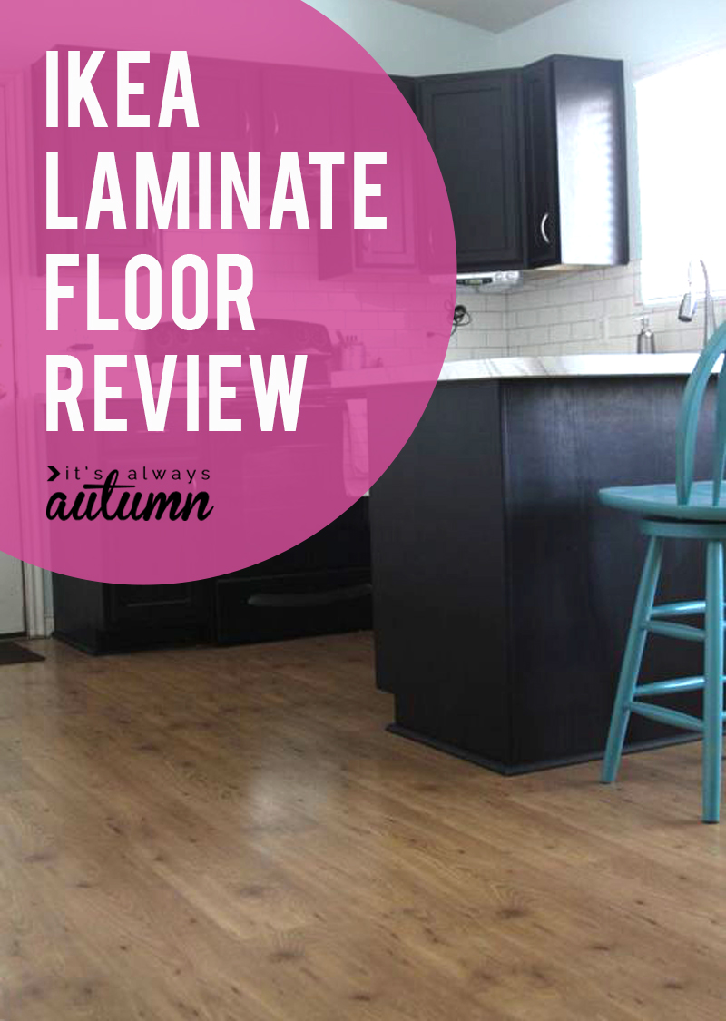 ikea flooring review one year later tundra laminate it. Black Bedroom Furniture Sets. Home Design Ideas