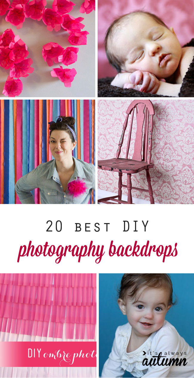 20 genius diy backdrops you can make for just a few dollars its 20 best diy photography backdrops and backgrounds solutioingenieria Choice Image