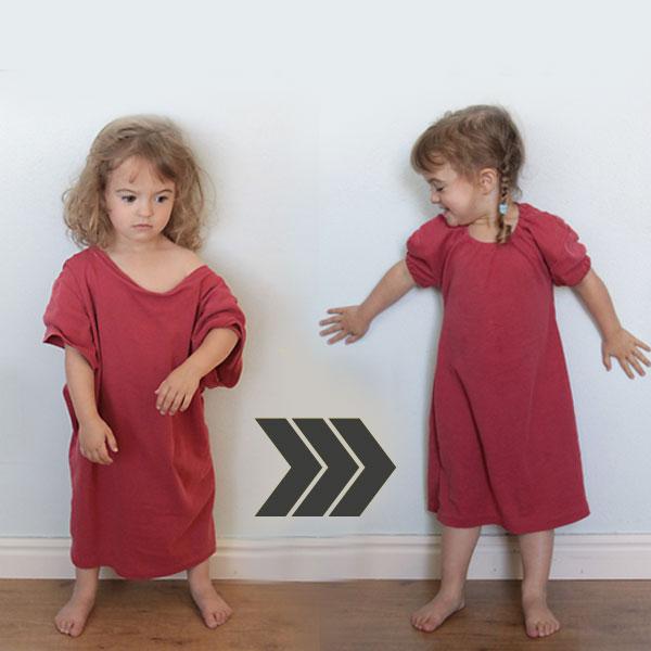 Easy Diy Nightgown Refashion Sewing Tutorial