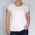 the easy tee {simplest women's t-shirt ever}