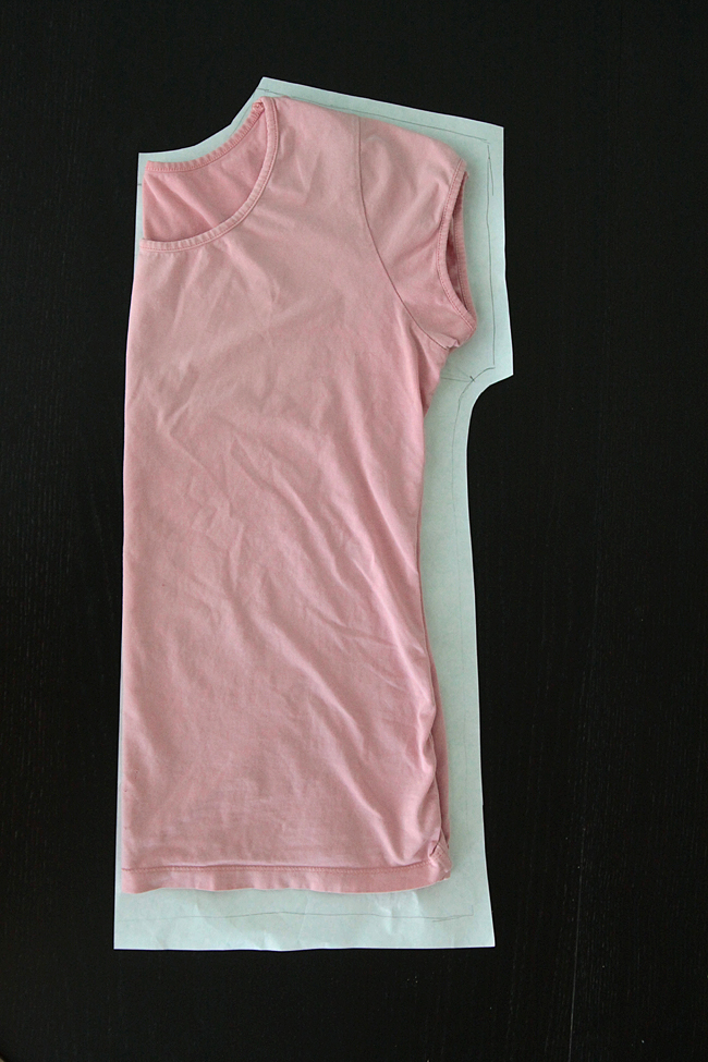 The Easy Tee Beginner Sewing Tutorial For Women T Shirt