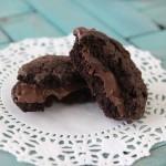 4 ingredient nutella sandwichcookies