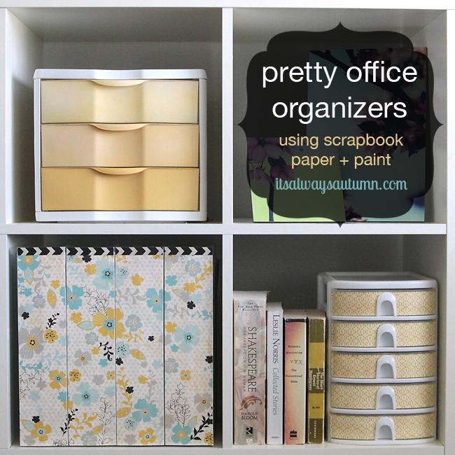 pretty office & craft suppliesorganization