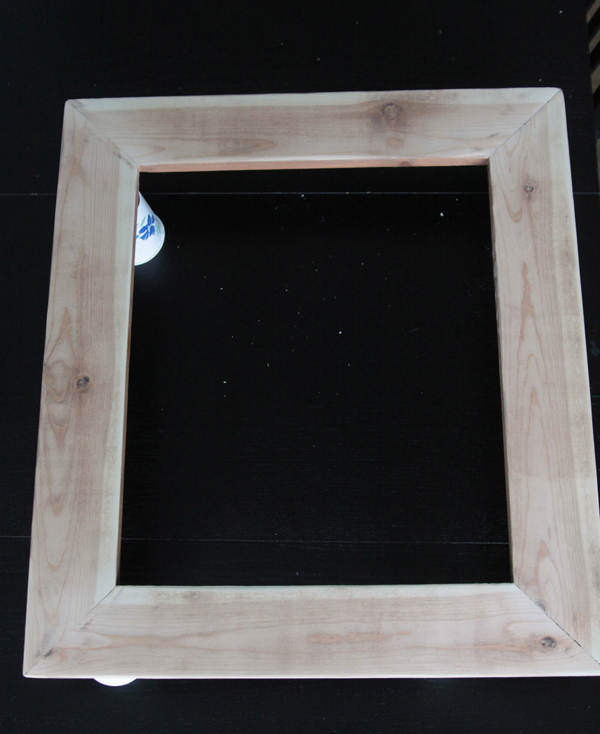 How To Build A Diy Wood Frame For Photos And Printables Its