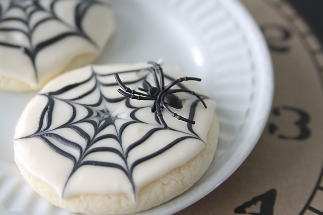 Frosting recipe for halloween cookies