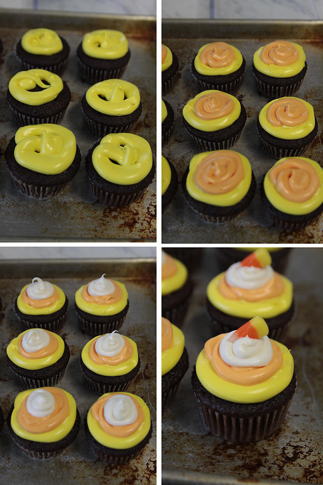 halloween-candy-corn-cupcakes-dessert-kids-simple
