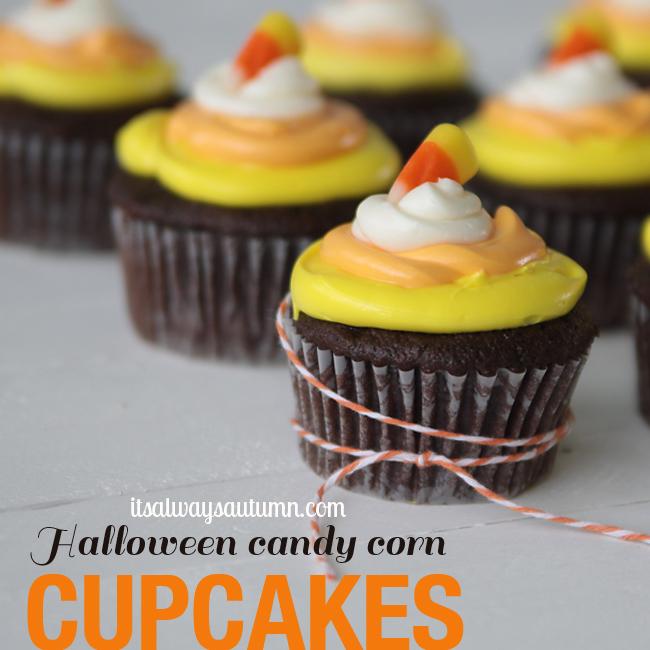 halloween-candy-corn-cupcakes-treat-dessert