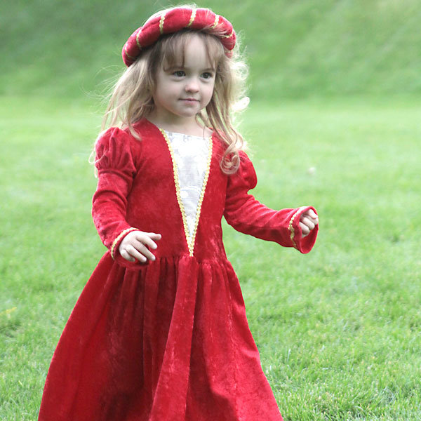 Easy DIY Princess Halloween Costume