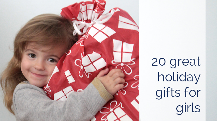 20 Best Christmas Gifts For Girls