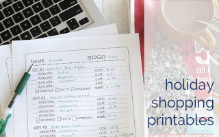 holiday-shopping-printables