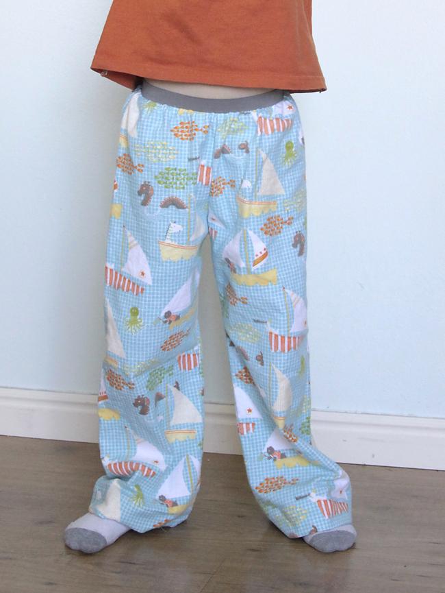 pajamas-kids-easy-to-sew