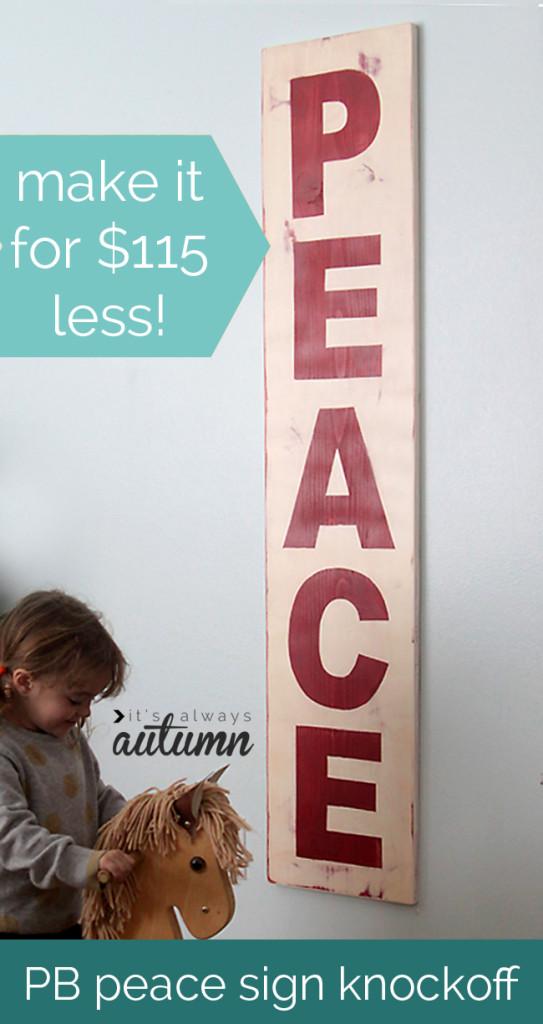 peace-sign-christmas-decoration-pottery-barn-knockoff-easy-DIY-decor