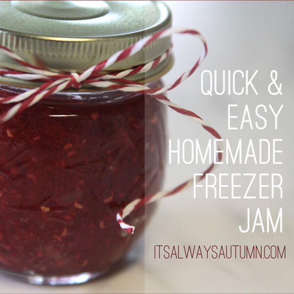 homemade-freezer-jam-tutorial