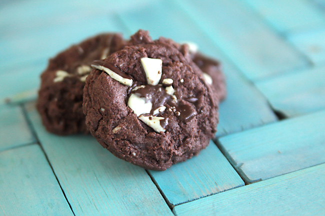 chocolate mint cookie recipe