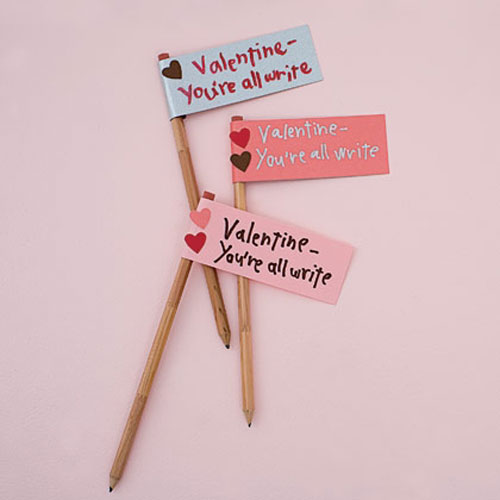 35 adorable DIY Valentine\'s cards to print at home for your kids ...