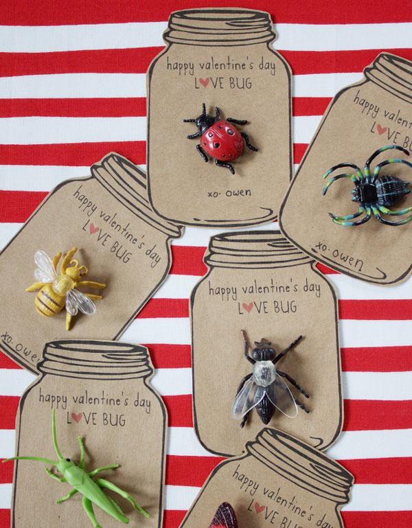20 fantastic DIY Valentines Day cards Its Always Autumn – Diy Kid Valentine Cards