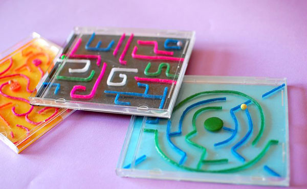 Indoor Crafts For Kids