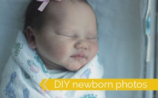 7 easy tips for getting great photos of your newborn baby at the hospital