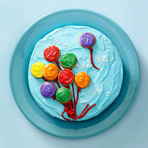 20 Easy Birthday Cakes Anyone Can Make - DIY Craft Projects