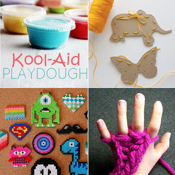 Diy Crafts For A Rainy Day