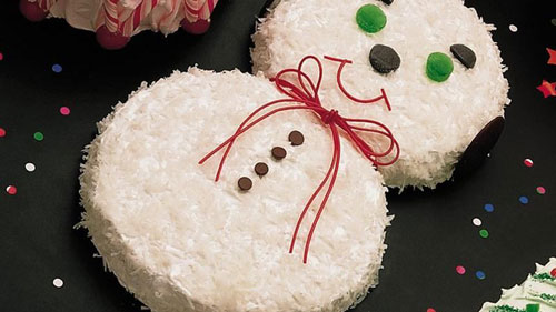 snowman-birthday-cake