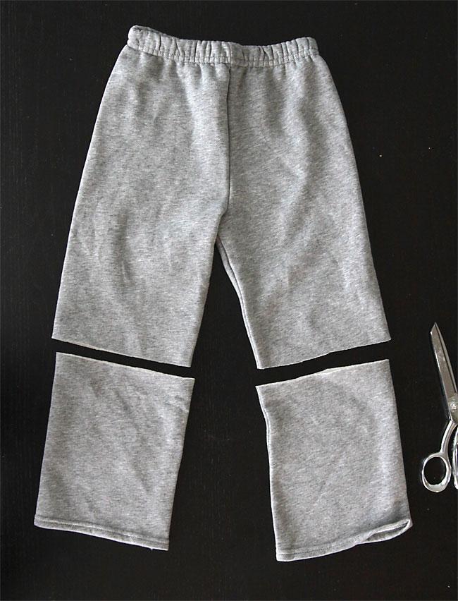 sweatpants-skirt-upcycled-refashioned-girls-skirt-pattern-kangaroo-pocket-easy-diy
