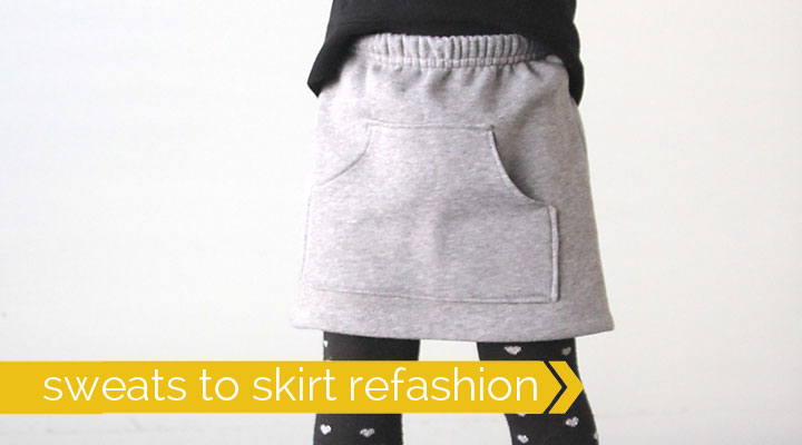 sweats-to-skirt-refashion-upcycle