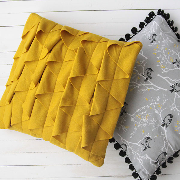 DIY Decorative Throw Pillows Sewing Tutorial It's Always Autumn Amazing Making A Decorative Pillow
