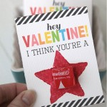 Valentine's Day card to make with your kids