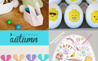 20 adorable Easter crafts easy enough for kids