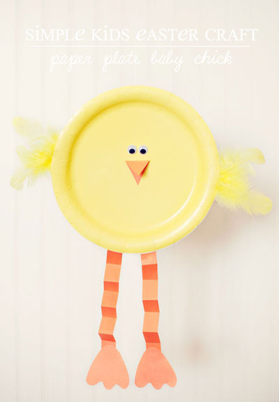 20 adorable Easter crafts easy enough for kids - It's Always Autumn