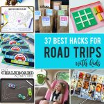 The BEST ideas, activities + hacks for road trips with kids