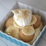 the best EASY banana pudding recipe