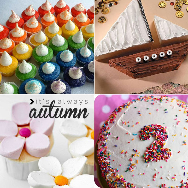 20 Easy To Decorate Birthday Cakes That Even I Can T Mess